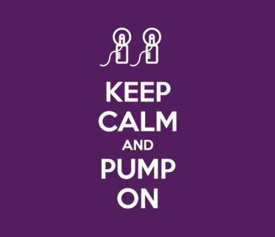 BNB-Keep-Calm-Pump-On